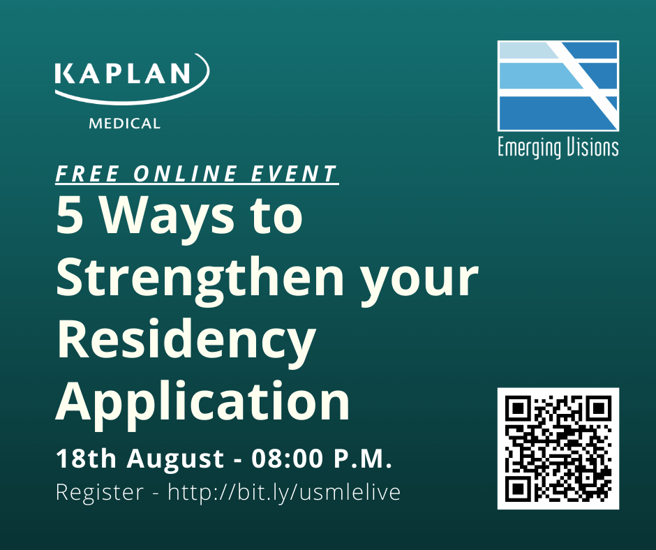 5 Ways to Strengthen your Residency App