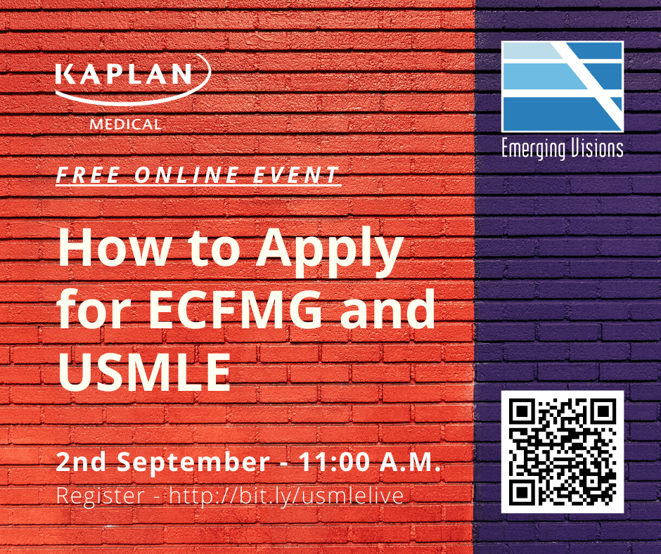 How to apply for ECFMG & USMLE